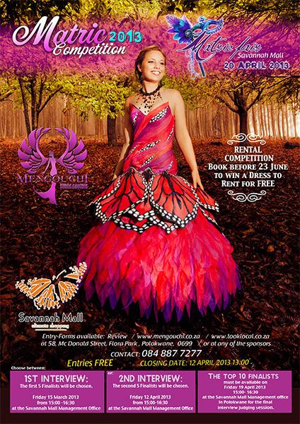 Savannah Centre Matric Farewell Fashion Show – 20 April 2013