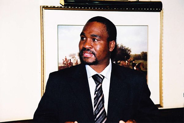ANC Newly Elected Sello Moloto Promotional Breakfast – 13 May 2004