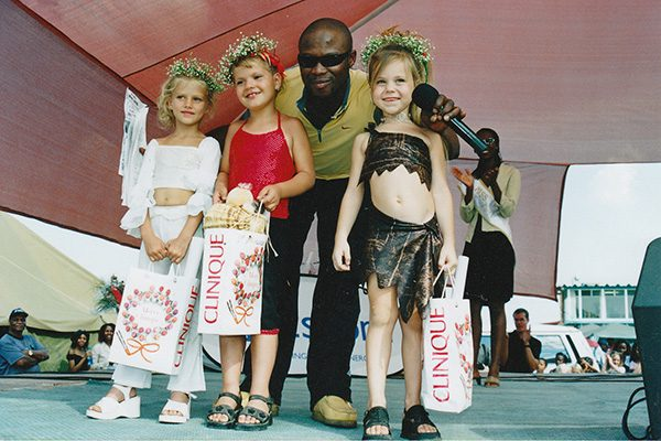 Pietersburg Show Celebrity Management Mandoza: 8 – 9 March 2003