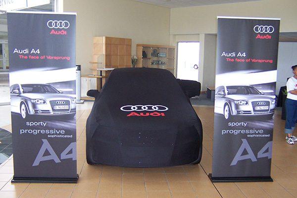 Audi A4 Launch – 7 March 2005