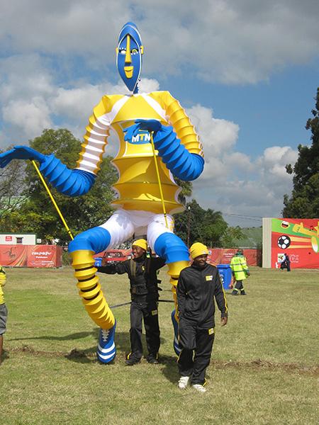 Polokwane FIFA FAN FEST PR and Media Management: 11 June – 11 July 2010