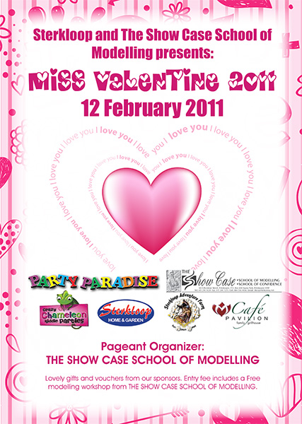 Miss Valentine Beauty Pageant– 12 February 2011