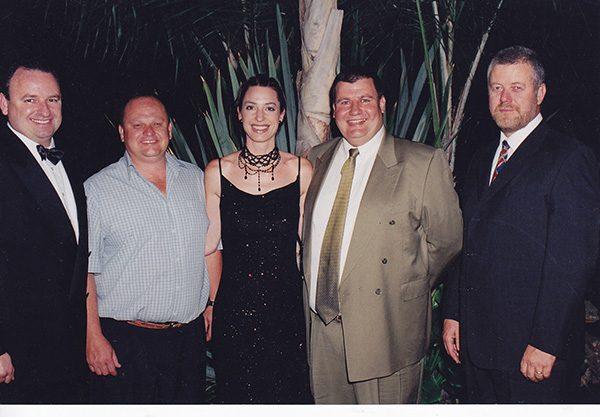 IBC Gala Dinner – 18 October 2002