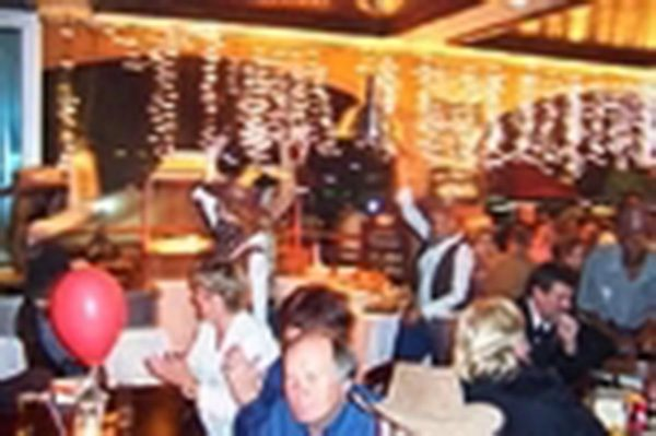 Calo Group of Restaurants Greek-Mediterranean Evening: 18 – 30 September 2003