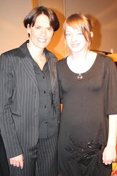 Penny Heyns Gala Dinner – 5 June 2008
