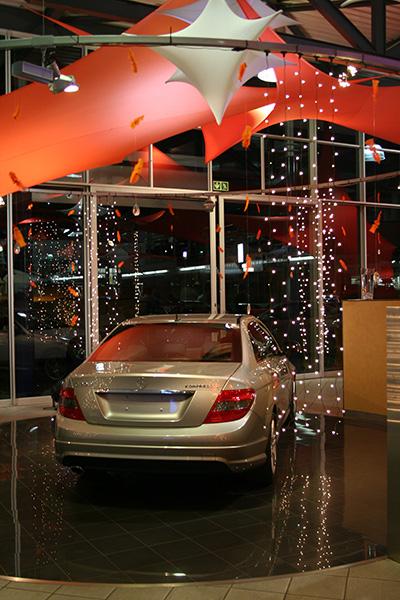 Mercedes-Benz C-Class Launch: 16 – 17 August 2007