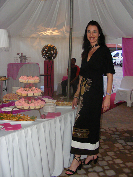 Cleo's Hair Salon Official Opening – 21 October 2008