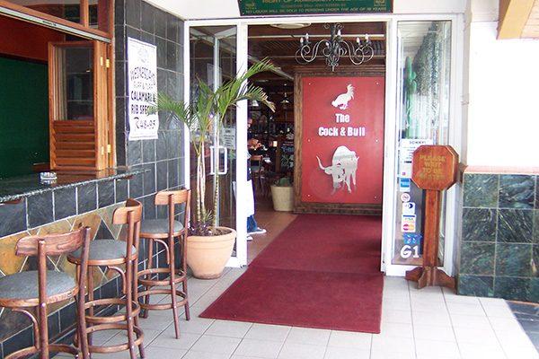 Cock 'n Bull Birthday Bash – 30 October 2003