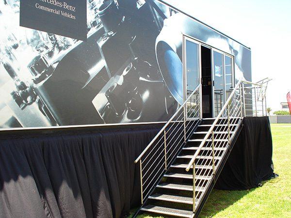 Mercurius MotorsCommercial Vehicles Roadshow Launch – 23 November 2007