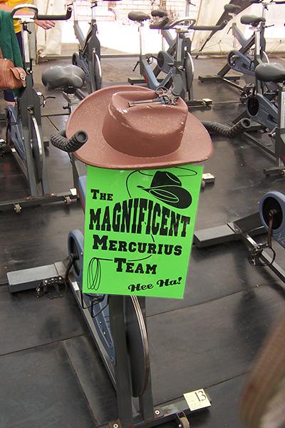 Mercurius Motors Big Spin – 11 October 2006