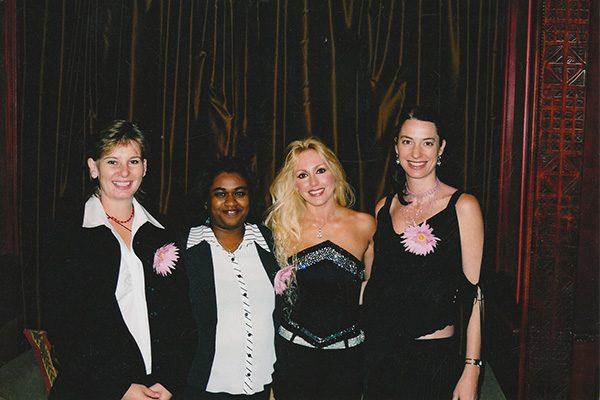 Xerox Celebrity Breakfast Patricia Lewis – 7 October 2004