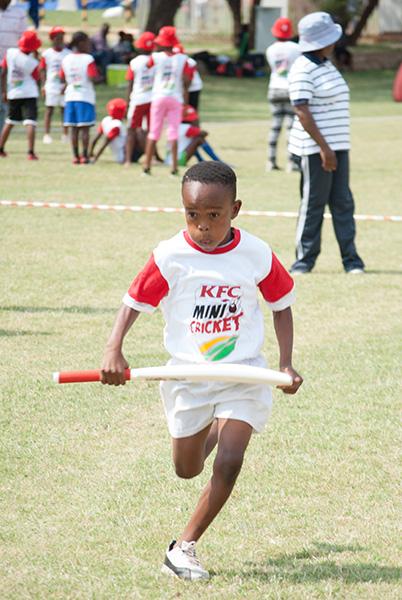 KFC Mini-Cricket Festival: Event Participation – 31 March 2015