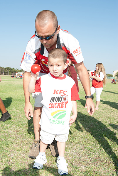KFC Pre-School Mini-Cricket Festival – 9 May 2015