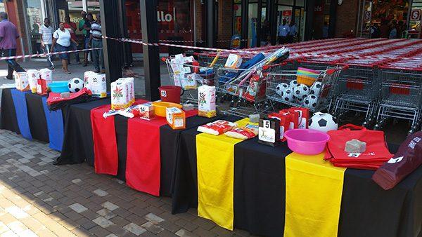 Masingita Mall Opening: 31 October 2015
